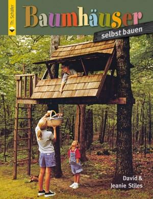 FACHBUCH Baumhäuser selbst bauen