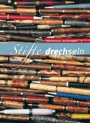FACHBUCH Stifte Drechseln
