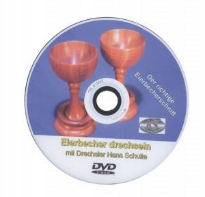 DVD Eierbecher drechseln (ca. 20 min)