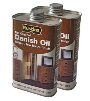 RUSTINS Danish Öl DUO-PACK