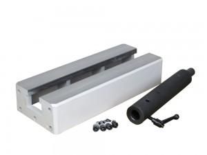 Kombinierte Bettverlängerung / Außendrehvorrichtung FU-180 mit Schaft