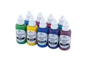 CHESTNUT Iridescent Paint Sample MINI-SET