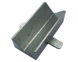 "SORBY Zusatzausstattung ProEdge Röhrenhalter, gerade, ""V-Block"""