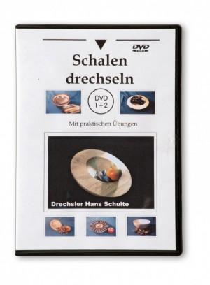DVD: Schalen Drechseln (ca. 100 min.)