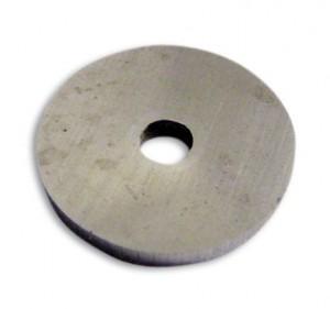 Drechselmeister Schaberplatten [#3 rund, 25 mm]