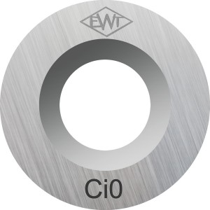 Ersatzschneide rund 16 mm Ci0 / Karbid