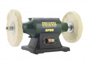 RECORD POWER Poliermaschine RPB8