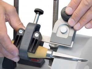 TORMEK Vorrichtung für kleine Messer