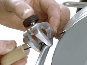 TORMEK Vorrichtung für kurze Werkzeuge