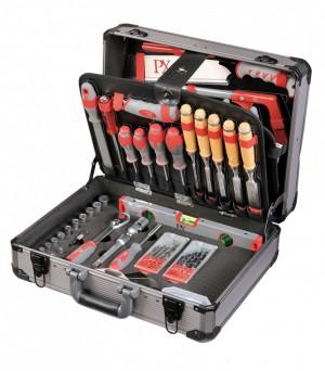 "PX TOOLS Professional Werkzeugkoffer ""HOLZ"""