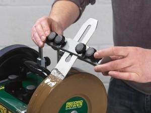 RECORD POWER Vorrichtung für Hobelmesser