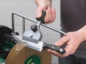 RECORD POWER Vorrichtung für lange Messer