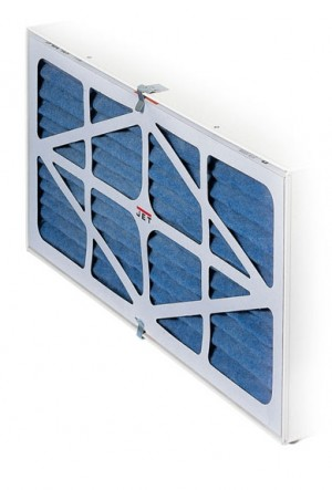 Elektrostatischer Ersatzfilter Außen