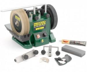 RECORD POWER Nass-Schleifmaschine WG200